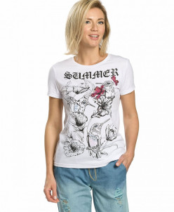 DFT6770/2 футболка женская