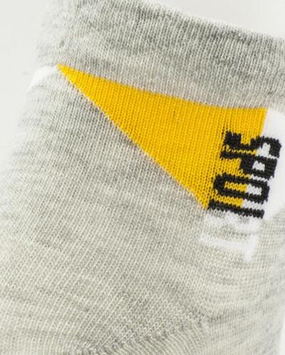 Носки мужские спортивные, комплект из 10 шт, рр 41-47