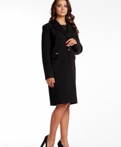 Пальто 20700 (черный)