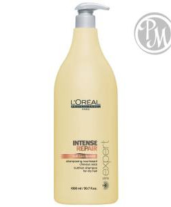 Loreal intense repair шампунь 1500мл