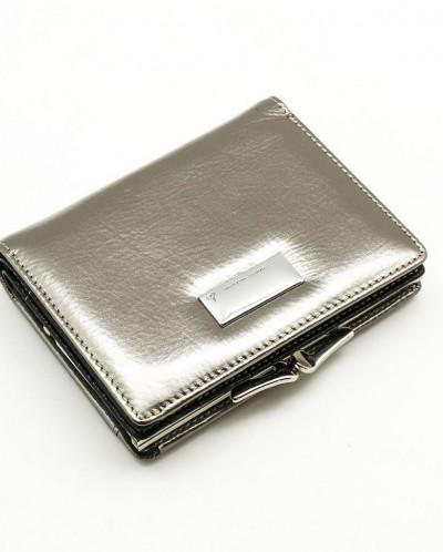 Маленький женский кожаный кошелек Sergio Valentini СВ 8112-5