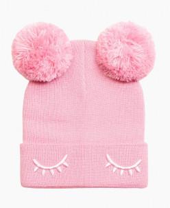 GKQ4109/1 шапка для девочек  Pelican