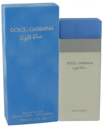 Light Blue by Dolce & Gabbana EDT 100 мл