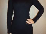 Новое женское трикотажное платье.