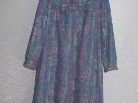 Платье 80-х годов