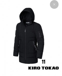 Зимний пуховик Kiro Tokao (Япония)