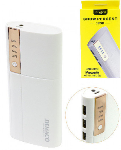 Power Bank 20 000 mAh