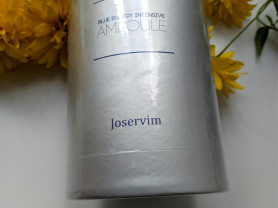 JOSERVIM BLUE ENERGY INTENSIVE AMPOULE