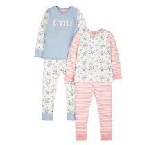 Новая пижама 2 шт Mothercare 3-4 до 104 см
