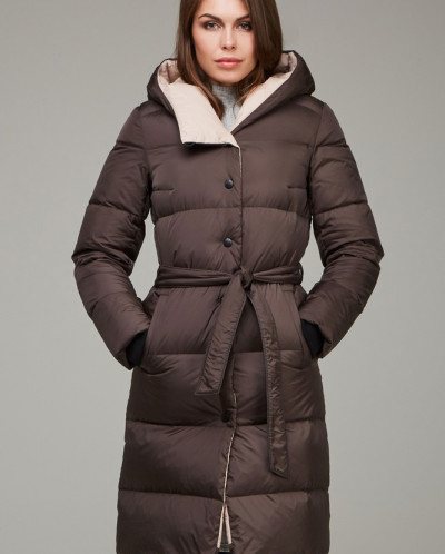 пальто женское зимнее Plaxa