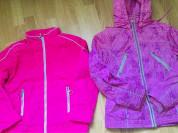 Демисезонные куртки р. 13-14 лет (2 шт.)