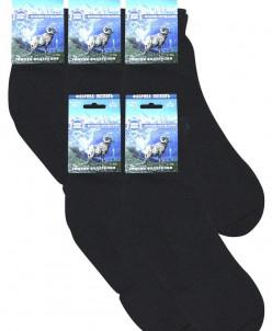 Мужские носки тёплые Фабрика носков ЗМ-1 шерсть