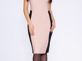 Платье (ANTIGA)Черно-бежевый