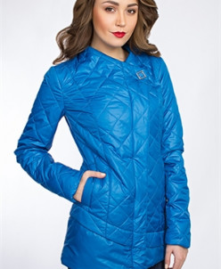 Куртка #16125 (Светло-синий)