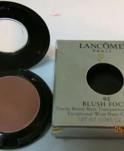 Lancome blush focus румяна№02