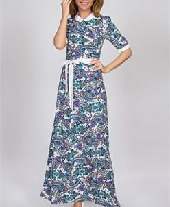 Платья #1405100002 (Морская волна)