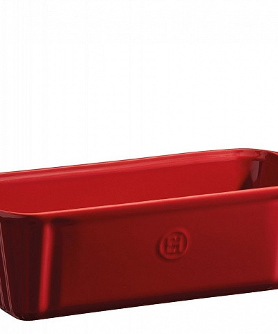 Форма для кекса 27,5х13см, цвет: гранат