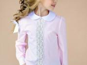 Новая блузка для школы д/д.Размер 140.