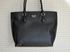 Новая кожаная черная сумка Gaude Milano Италия