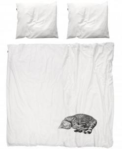 Комплект постельного белья Кошка Олли, 2-х спальный