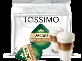 Tassimo Latte Macchiato (Тассимо Латте Макиато)