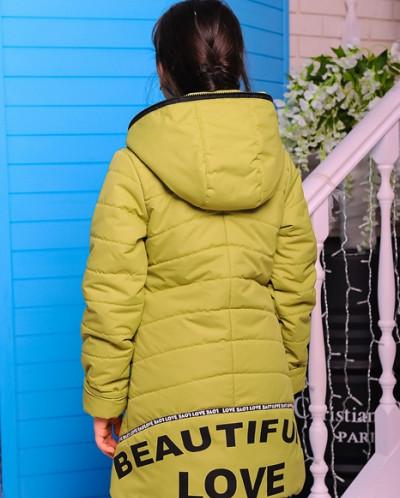 Куртка «Камила», олива