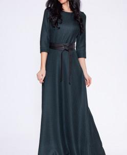 5880 Платье Зеленый