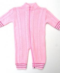 Комбинезон арт.505 цвет розовый