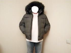 Куртка зимняя,мужская(пуховик)