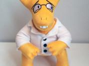 Мягкая игрушка доктор Альфис