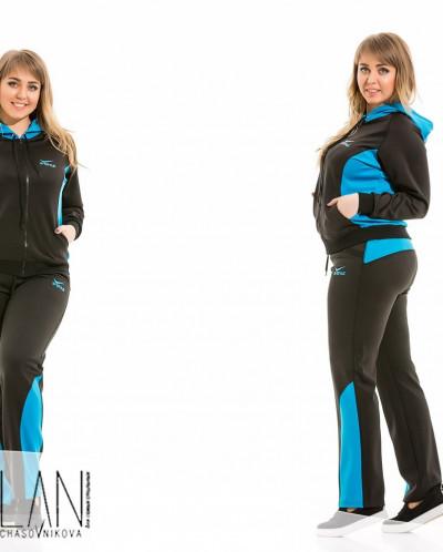 Спортивный костюм женский 54 размера
