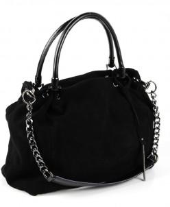 Женская кожаная сумка 6171-2 Блек