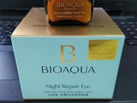 Ночной омолаживающий крем вокруг глаз BIOAQUA