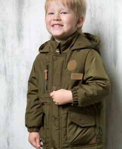 Куртка для мальчика от +10° до -5°С