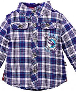 Sweetberry Фланелевая рубашка для мальчика