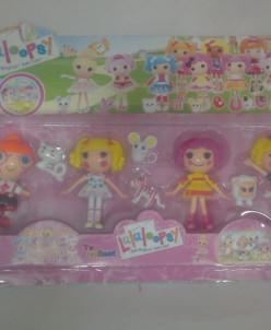 Игровой набор кукол из серии Лалалупси LALALOOPSY из 8-ми ф