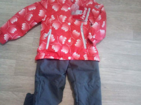 Новый мембранный костюм осень-весна фирмы реймо