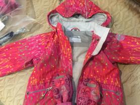 Куртка + поддева на осень весну