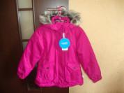 Новая,зимняя куртка-парка Lassie д/д. Размер 116.