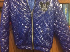 Спортивная куртка для девочек