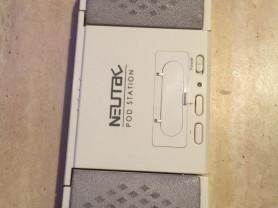 Док-станция-акустика для iPhone-iPod