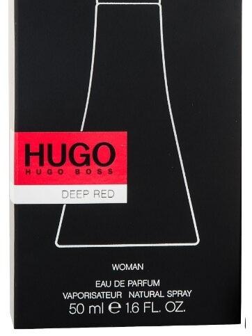 hugo Deep Red by Hugo Boss for Women Eau de Parfum Spray