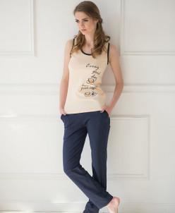 Комплект (майка+брюки)