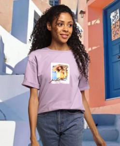 футболка женская артикул 1489-12