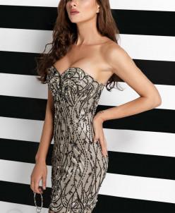 Уникальное вечернее платье