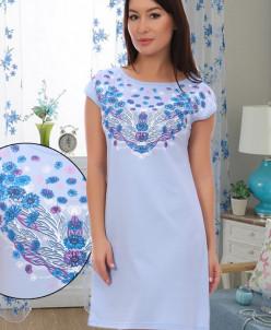 Сорочка Аквамарин