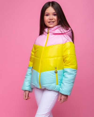 Весенняя куртка 2 в 1 VKD-18. NEW*20