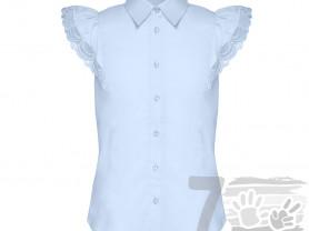Новая Школьная блузка. Размер 152.