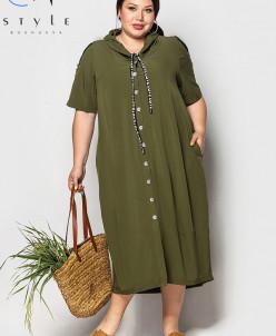 Платье 50037