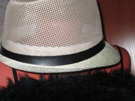 шляпа летняя 57-59 новая